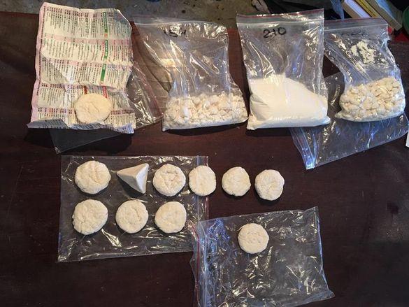 У Черкаській області СБУ затримала наркоторговців, у яких було вилучено
