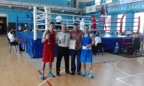 Боксери із Черкащини тріумфували на всеукраїнському турнірі