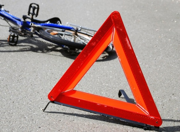 На Черкащині водій автомобіля збив неповнолітнього велосипедиста