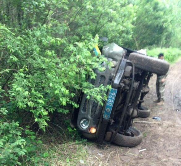 Черкаські поліцейські постраждали під час сутички на Рівненщині