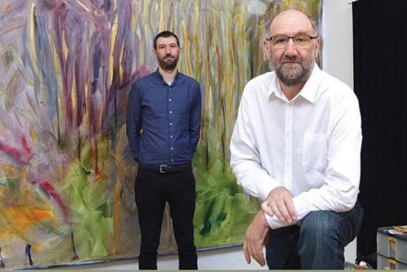 У черкаському музеї відкриється незвичайна виставка робіт батька та сина