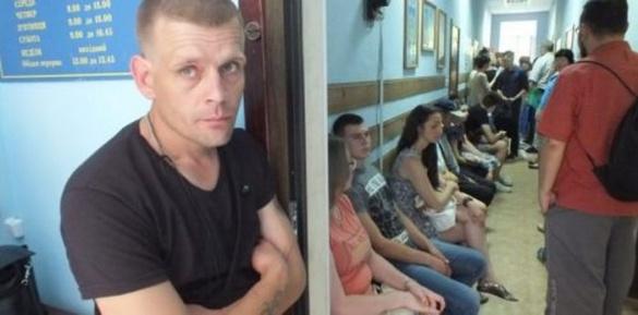Паспортний переполох: черкащани займають чергу до міграційної служби з 6-ї ранку