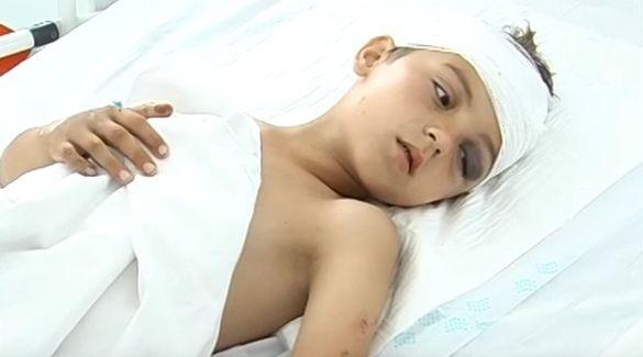 Стали відомі подробиці трагедії, що сталася  на Черкащині із 10-річним хлопчиком під час буревію