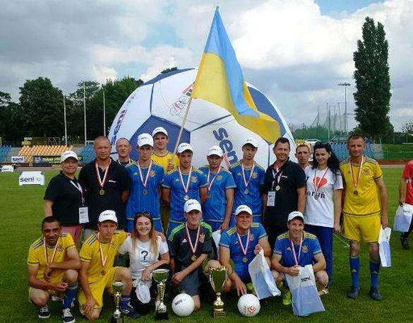 Сміляни здобули перемогу на міжнародному футбольному турнірі