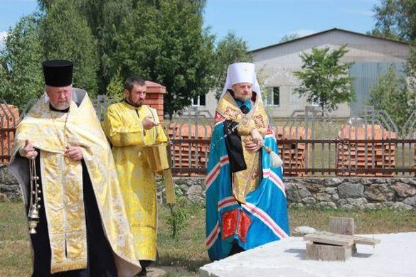 У Черкасах з'явиться ще один православний храм (ФОТО)