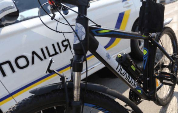 Правоохоронці на двоколісних: у Черкасах буде створено велопатруль