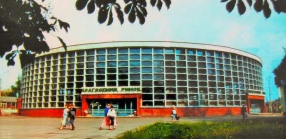 Невизнані архітектурні родзинки: черкаський критий ринок