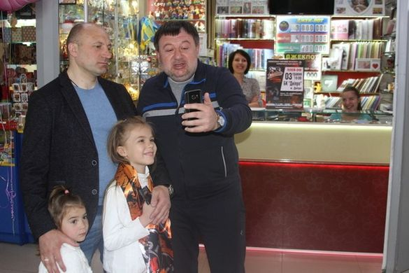 Радуцький відреагував на гранату для мера Черкас