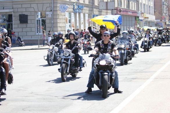 У Черкасах під час мотофестивалю перекриють бульвар Шевченка
