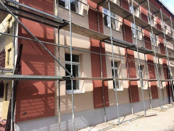 У Черкасах зупинили будівництво дитячої спортивної школи