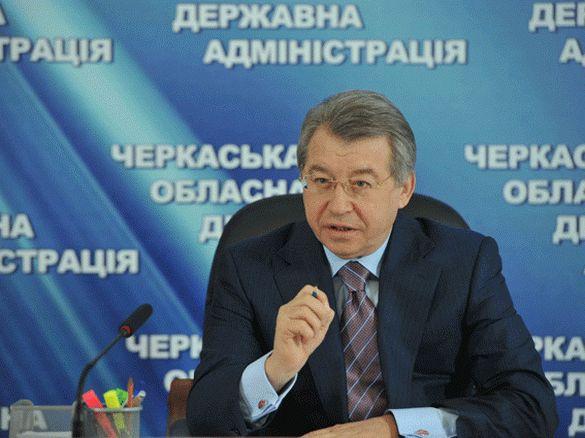 Екс-губернатор Тулуб повернувся на Черкащину