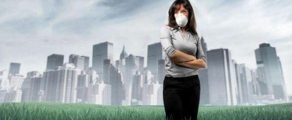 Стало відомо, який рівень забруднення повітря аміаком на Черкащині
