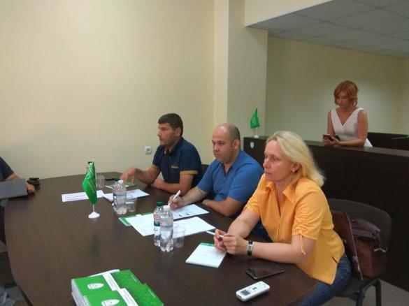 Депутат Черкаської міськради став очільником виборчого штабу політичної партії
