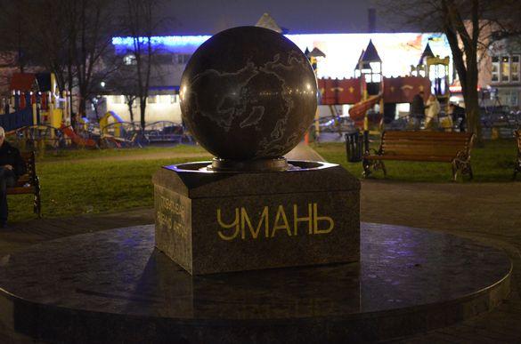 В Умані запрацював фонтан