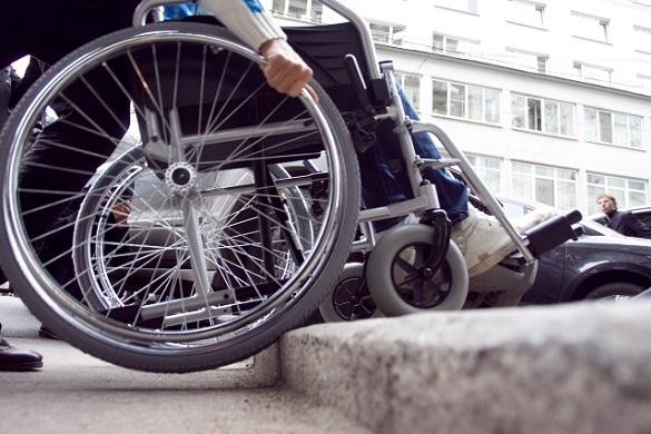 У Черкасах під час реконструкції бульвару Шевченка забули про людей з інвалідністю
