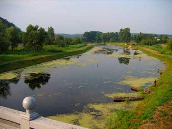 У Черкаській області одна із річок на межі зникнення