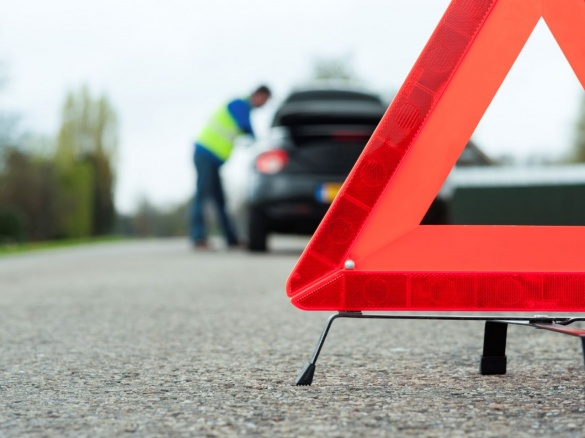 На Черкащині сталася ДТП двох автівок із постраждалими
