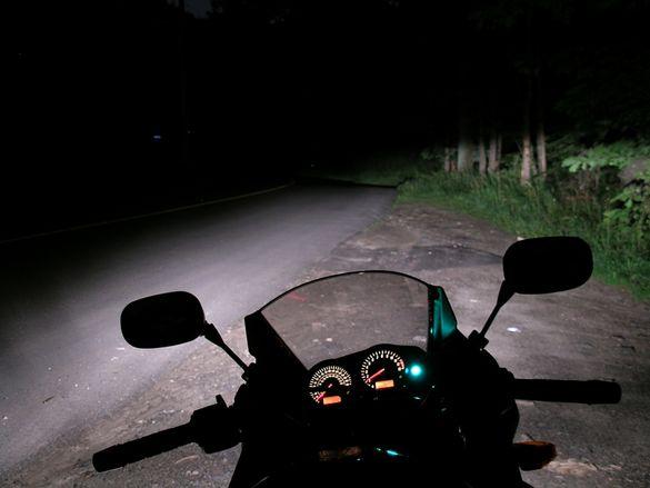Жителі Черкас визначилися щодо заборони руху мотоциклістів уночі