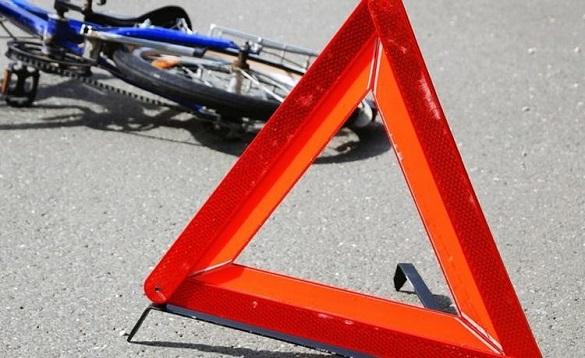 На Черкащині легковик насмерть збив велосипедиста