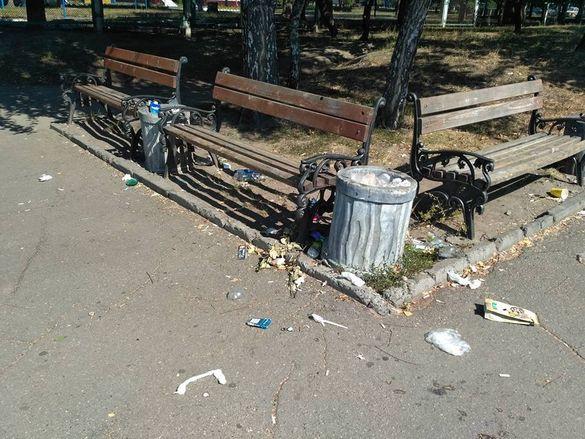 У Соснівському СУБі розповіли, які райони Черкас прибирають найгірше