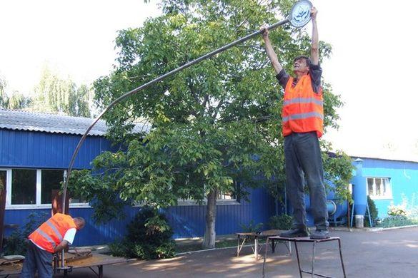 У Черкасах хулігани пошкодили водяну завісу (ФОТО)