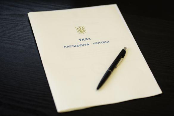 Президент України нагородив відомих черкаських волонтерів за допомогу армії