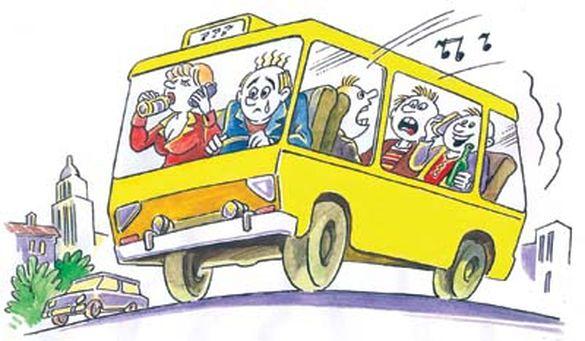 За транслювання музики в маршрутках у Черкасах не покарали жодного перевізника