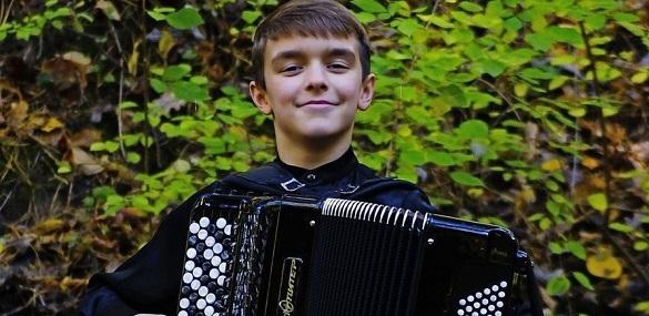 Юний музикант прославлятиме Черкаси в Італії