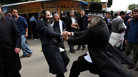 На святкування іудейського Нового року до Умані з'їдеться рекордна кількість хасидів