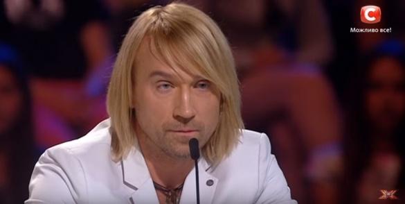 Відомий співак із Черкащини довів до сліз учасницю вокального шоу