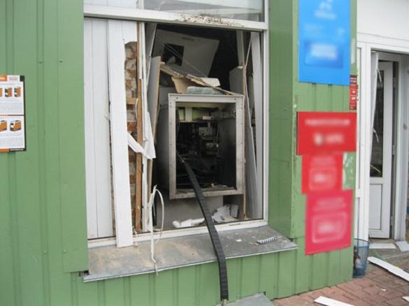 Черкащанина, який підірвав банкомат, засудили на дев'ять років