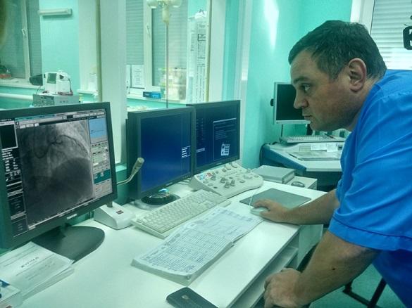 У черкаських лікарнях з'явилося нове дороговартісне обладнання