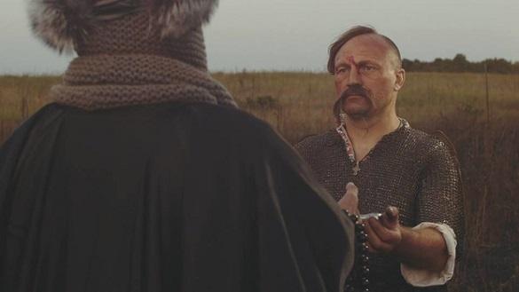 Анатолій Бондаренко зіграв роль головного героя у фільмі про Черкаси