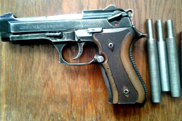 На Черкащині викрили озброєного наркоділка (ФОТО)