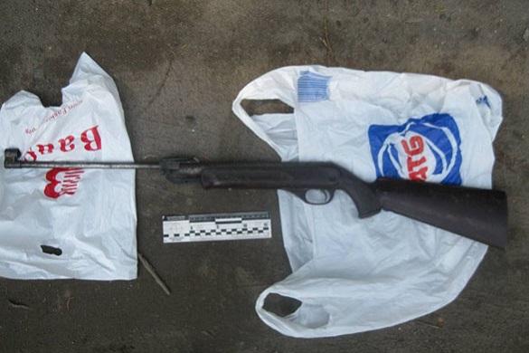 На Черкащині затримали чоловіка зі зброєю