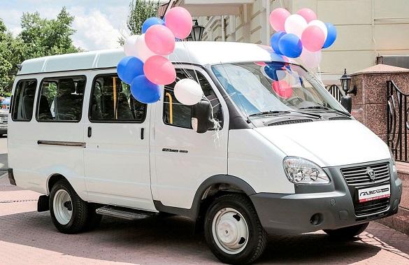 Черкаській сім'ї з 11-ми дітьми подарують довгоочікуваний мікроавтобус