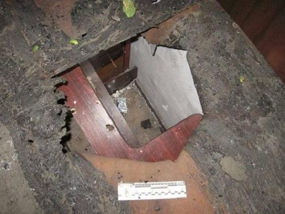 В Умані стався вибух: є постраждалий (ФОТО)