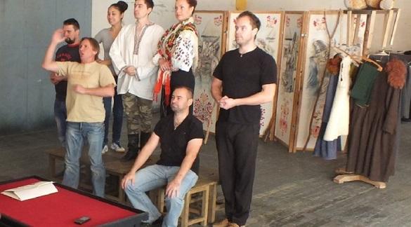 Колектив Черкаського драмтеатру обіцяє вражати глядача у новому сезоні