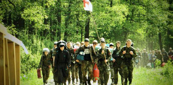 Із 14 регіонів України з'їхалися у Черкаси учасники теренової гри