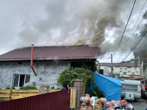 Пожежа із присмаком шашлику: як хасиди в Умані м'ясо на горищі смажили (ФОТО)