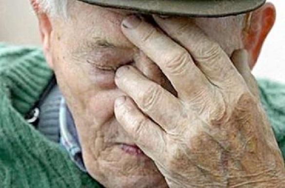 Напав та погрожував ножем: на Черкащині чоловік обікрав пенсіонера