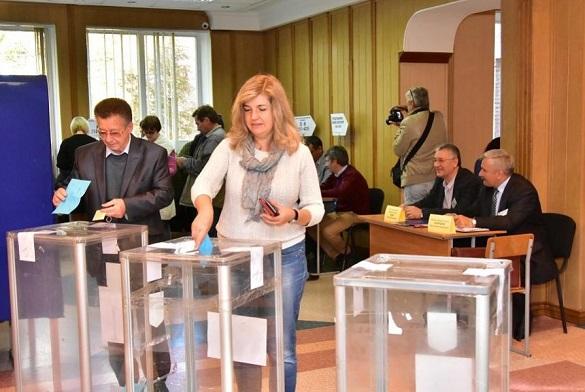 У ЧДТУ розпочалися вибори ректора