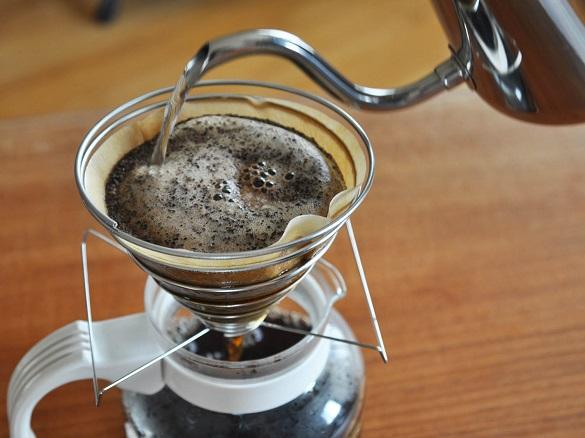 Черкащан безкоштовно навчать варити смачну каву альтернативним способом