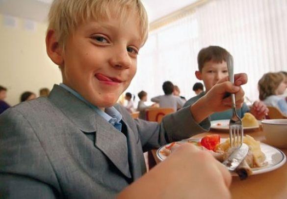 Обходяться без готівки. Черкаські школярі обідають без купюр