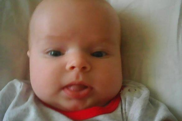 Онкохворому малюкові із Умані необхідна допомога