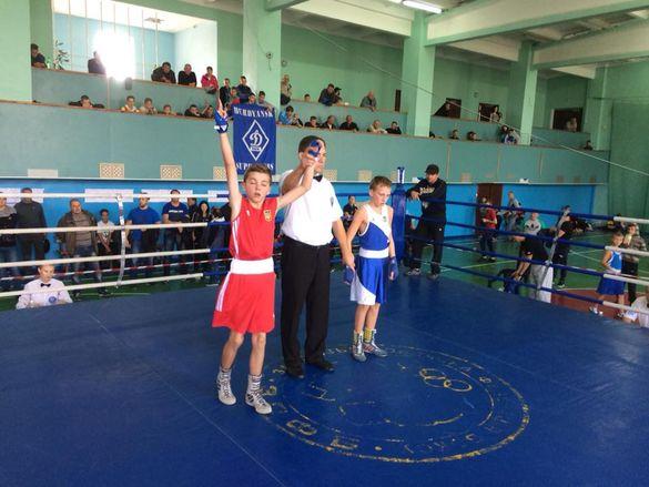 Черкаські боксери продемонстрували високий клас на всеукраїнському рівні