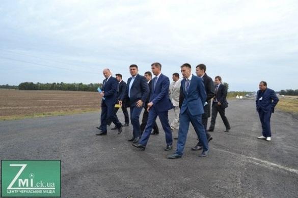 Ревізія від Прем'єр-міністра: в Черкаську область приїде Гройсман
