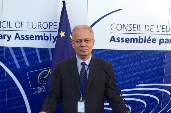 Черкаський нардеп підвів українську делегацію в ПАРЄ