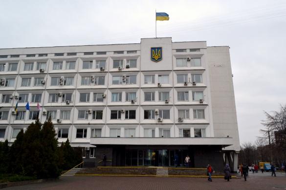 П'ятниця, 13: у департамент ЖКК через розбірки завітали черкаські поліцейські (ВІДЕО)