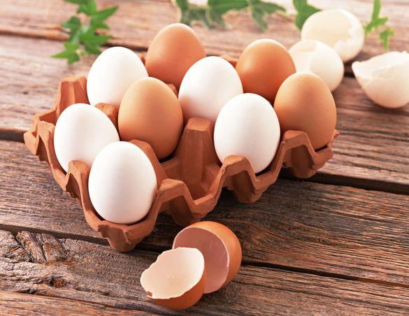Кусючі ціни: у вересні на Черкащині злетіла вгору ціна курячих яєць